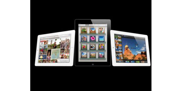 Das Apple iPad verdrängt Notebooks wohl doch nicht.