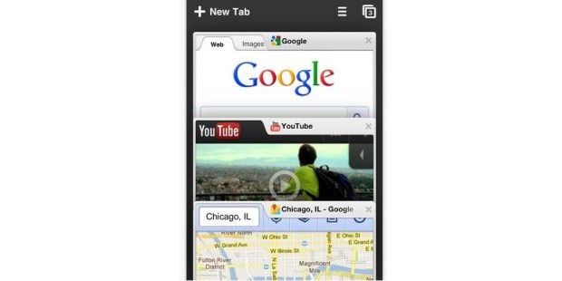 Google Chrome für iPhone & iPad
