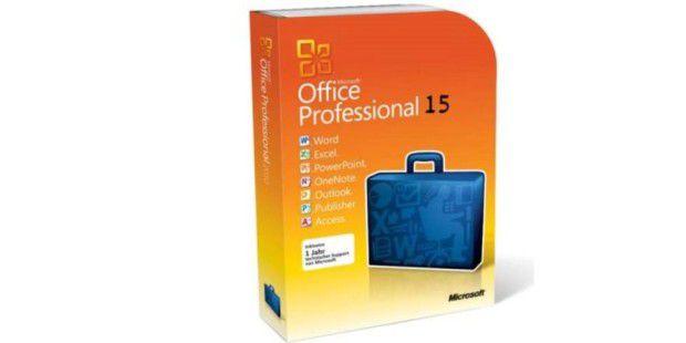 Office 15 kommt als Office 2013 auf den Markt