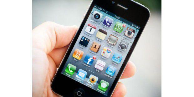 iPhone 5 mit neuem 19-Pin-Anschluss
