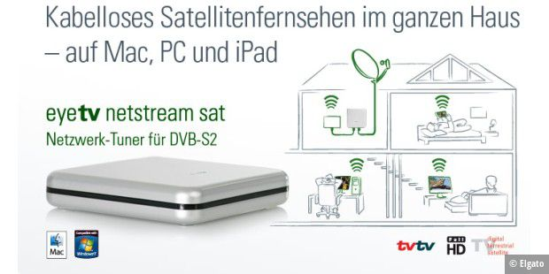 Elgato Eyetv Netstream Sat