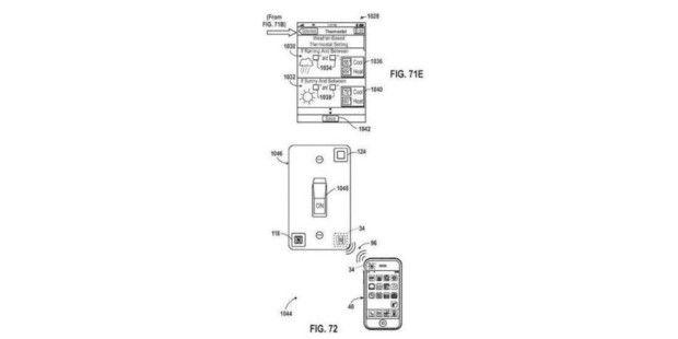 iPhone stellt per NFC eine Verbindung zu einem Thermostat her