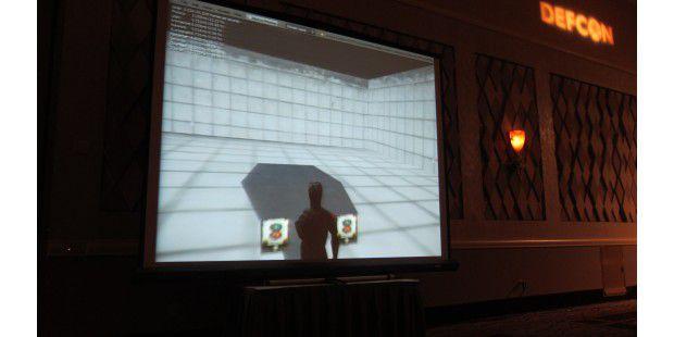 Kinect ist nicht nur ein Spielzeug, man kann es auch fürdie Attacke auf IT-Systeme nutzen.