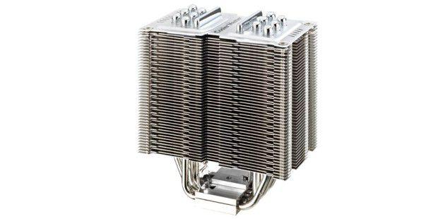 CPU-Kühler mit innovativen Techniken.