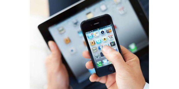 iOS vs. Android - die Marktanteile im Juli