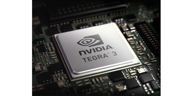 Nvidia stellt das Herzstück des Google Nexus 7: Den Vierkerner Tegra 3.