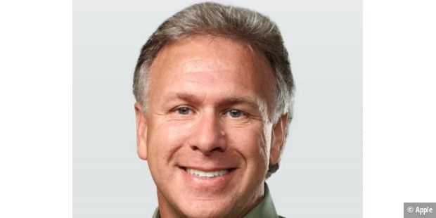 Philip Schiller ist Senior Vice President of Worldwide Marketing bei Apple