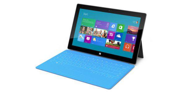 Das erste Surface-Tablet