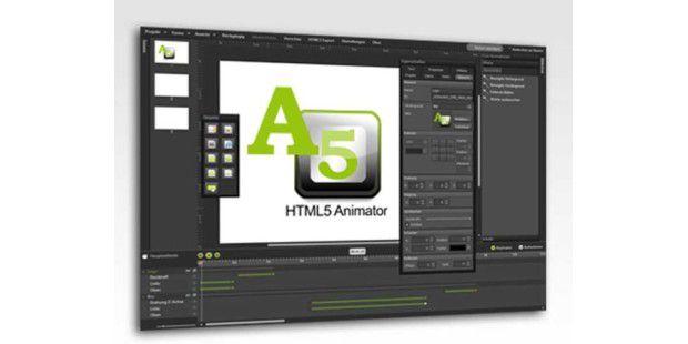 A5 HTML5 Animator
