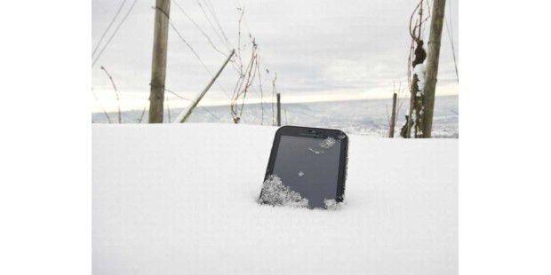 Eisiges Klima bei Motorola?