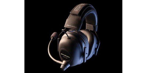 Das Gaming-Headset GameCom Commander von Plantronics