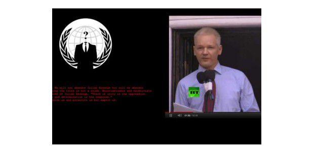 Anonymous hat auch primavi.se angegriffen