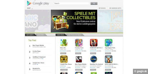 google play store guthaben