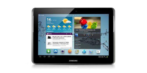 Samsung durfte das Galaxy Tab 10.1 nicht in den USA verkaufen.
