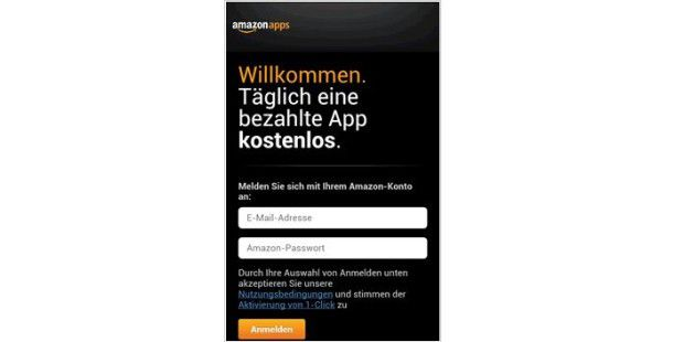 "Android-""App-Shop"" von Amazon"