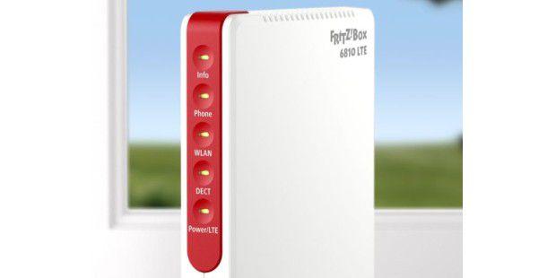 Fritzbox 6810 LTE