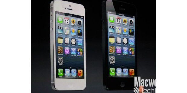 Das iPhone 5