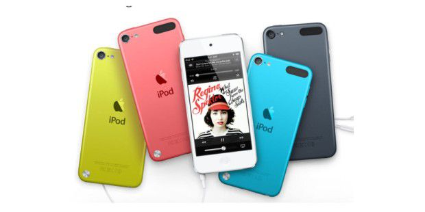 Der neue Apple iPod Touch