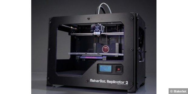 3D-Drucker: Replicator 2