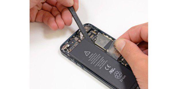 iPhone 5 zerlegt