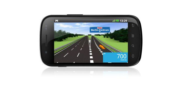 tomtom bringt navigations app f r android pc welt. Black Bedroom Furniture Sets. Home Design Ideas