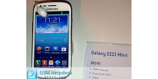 Samsung Galaxy S3 Mini (I8190)