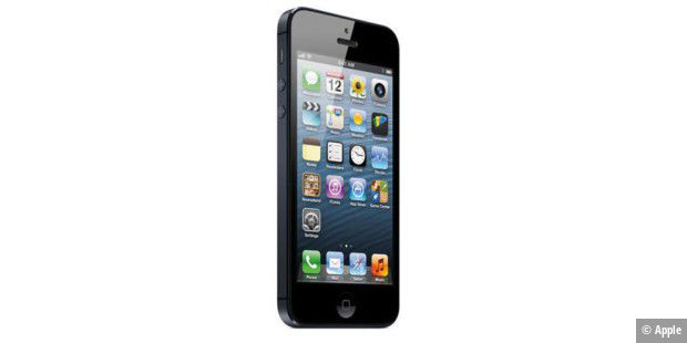 iPhone 5 mit iOS 6