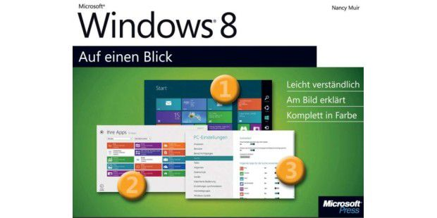 """""""Windows 8 Alles auf einen Blick"""""""