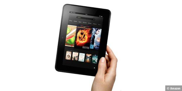 Das Kindle Fire HD kostet ab 199 Euro.