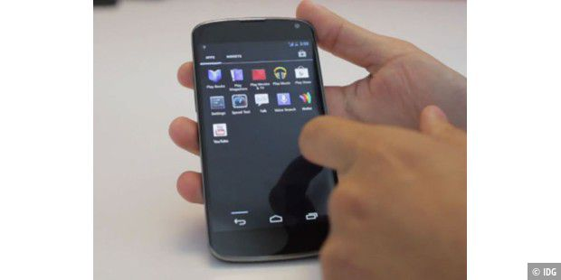 Nexus 4 Hands-On