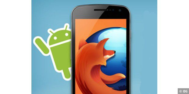 Firefox für Android in neuer Version