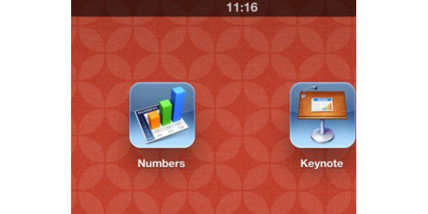 iWork Pages, Numbers und Keynote