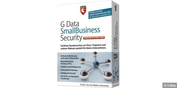 G Data SmallBusiness Security