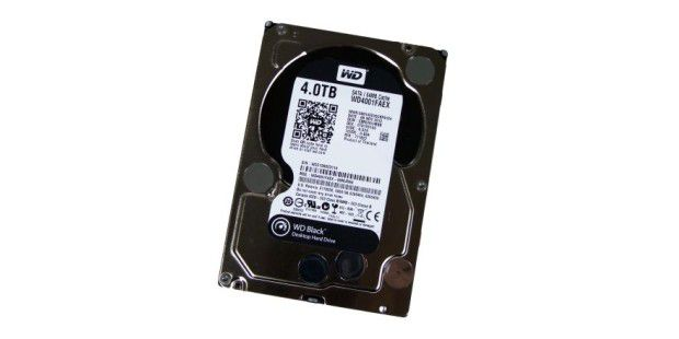 Western Digital Black 4000GB