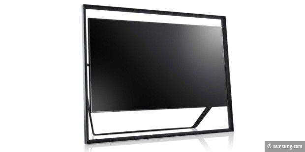 samsungs 85 zoll ultra hd tv soll euro kosten pc welt. Black Bedroom Furniture Sets. Home Design Ideas