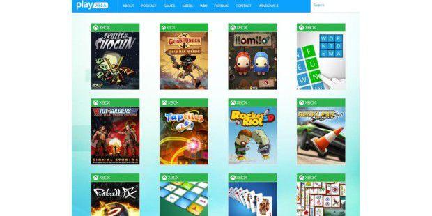 Microsoft Play bringt zum Start 15 Xbox-Spiele auf Windows-Rechner