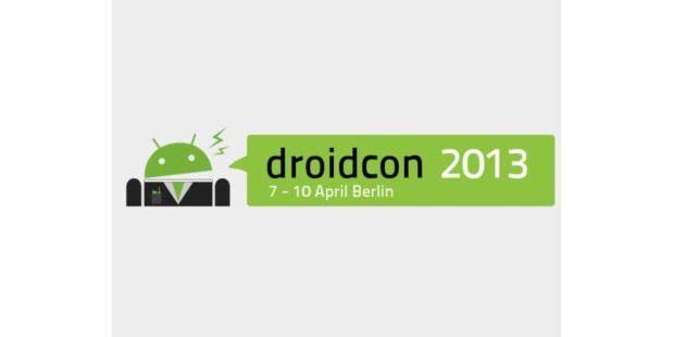 Droidcon 2013 findet von 7.-10. April 2013 in Berlin statt