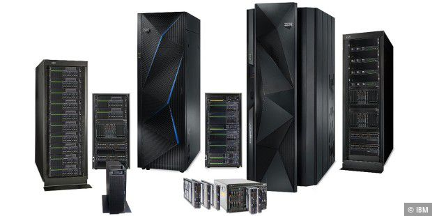 IBM Power Server-Familie