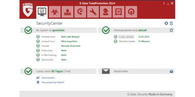 G Data bringt neue Sicherheits-Technologie CloseGap, die in Deutschland entwickelt wurde.