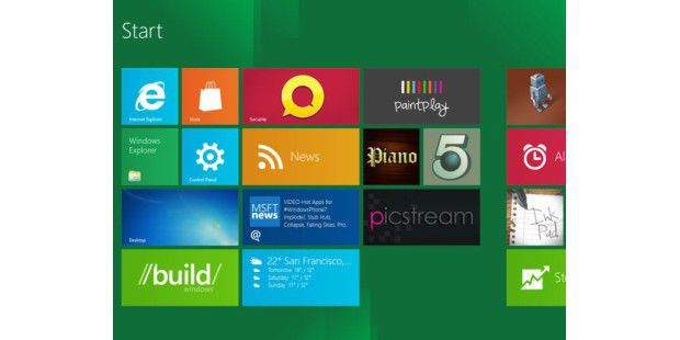 Samsung vergleicht Windows 8 mit Windows Vista