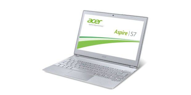 Acer Aspire S7 - Ultrabooks fürs Business mit Full-HD-Display