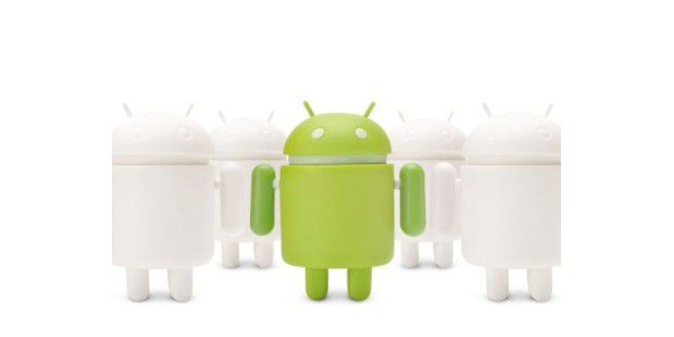 Android wird immer beliebter