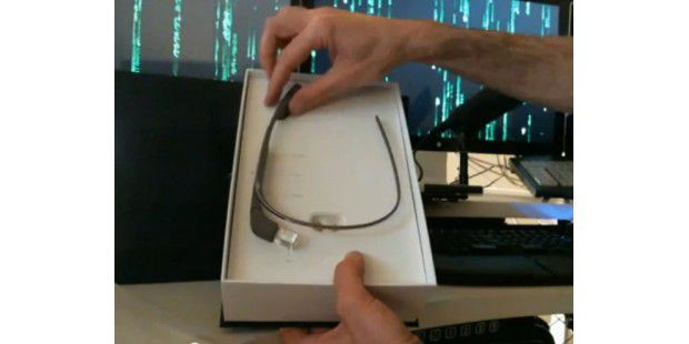 Google Glass - Unboxing-Video