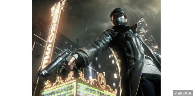 Watch Dogs erscheint in vier Editionen