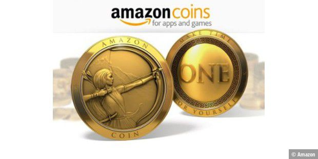 Amazon startet Coins-Währung in den USA