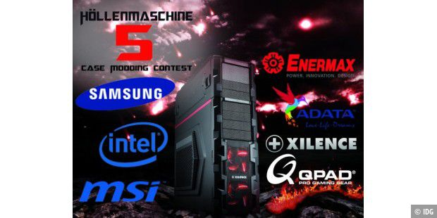 Case Modding Contest der Höllenmaschine 5