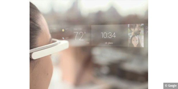 Datenschützer Schreiben Offenen Brief Wegen Google Glass Pc Welt