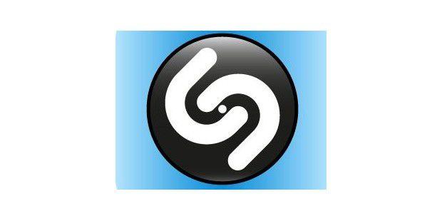 Die Musikerkennungs-App Shazam identifiziert gehörte Lieder