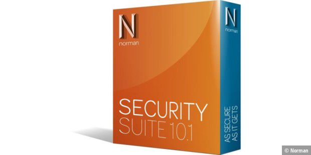Norman Security Suite 10.1 vorgestellt