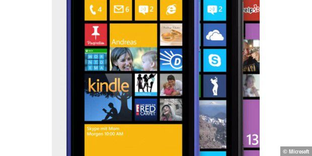 Windows Phone 8 erhält Enterprise Feature Pack